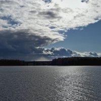 Перед грозой. :: Сергей Комков