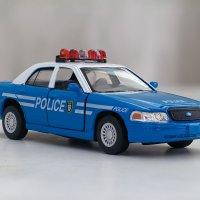Ford Crown Victoria Police Interceptor :: Вадим *