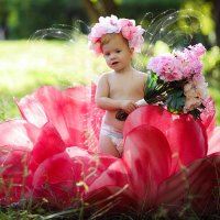 Цветочные феечки :: Екатерина Бражнова