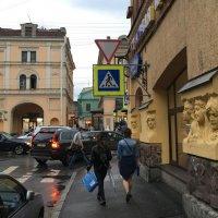 Русалки в в Банковском переулке. :: Anna Gornostayeva