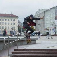 В прыжке :: Александр Степовой