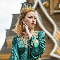 Нам, царевнам, жить приходится в неволе... :: Ирина Данилова