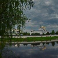 На берегу Святого озера. :: Aleksandr Ivanov67 Иванов