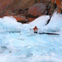 Среди ледяных кристаллов :: Анатолий Иргл