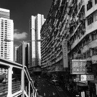 Гонконг. Район Tai Koo :: Sofia Rakitskaia