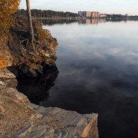 Ах, осень, эта рыжая девица! Каких же красок только нет в тебе ! :: Сергей Адигамов