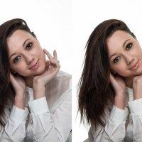 ретушь,до после :: Екатерина Кондрашова