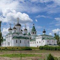 Спасо-Преображенский мужской монастырь :: Дмитрий Сиялов