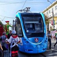 винницкий трамвай :: юрий иванов