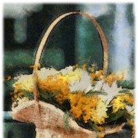Корзинка весенних воспоминаний.. :: Tatiana Markova