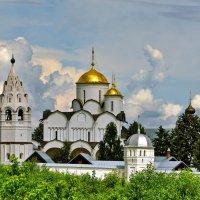 Суздаль-Покровский монастырь :: АЛЕКСАНДР СУВОРОВ