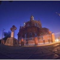 Храм Пресвятой Богородицы :: Антон Сологубов