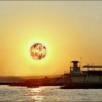 Отпуск. Солнце. Мяч... :: Кай-8 (Ярослав) Забелин