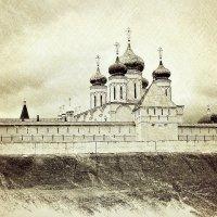 Макарьевская обитель :: Андрей Головкин