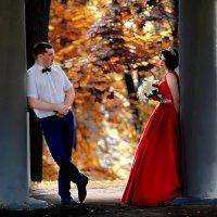 Маша и Валентин :: Елена Ушакова