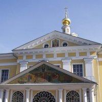 Покровский собор старообрядческой рогожской общины :: Анна Воробьева