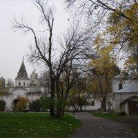 Ворота государева двора :: Анна Воробьева