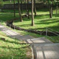 Kretingos centras / Kretinga (Lithuania). Centre :: silvestras gaiziunas gaiziunas