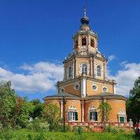 Церковь Спаса Нерукотворного в Уборах. :: Юрий Шувалов