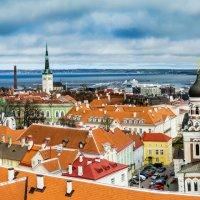 Панорама Таллина :: Alex Sanin