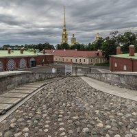 Петропавловская крепость. :: Сергей Исаенко