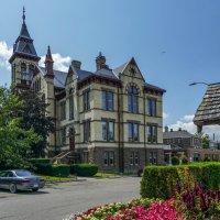 Другой ракурс здания Суда графства Перт (г.Стратфорд, Канада) :: Юрий Поляков