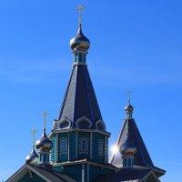 Сентябрьские купола :: Татьяна Ломтева