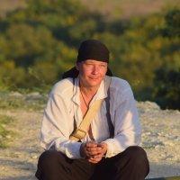 Случайный портрет :: Игорь Кузьмин