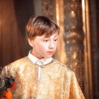 Престольный праздник в храме с.Раменки :: Сергей Митрофанов