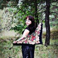 В лесу. :: Александра Кучерявых