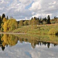 ...Загадай нам, Осень, тихих дней и ясных, Капельку везения, солнышка в судьбе!... :: Aquarius - Сергей