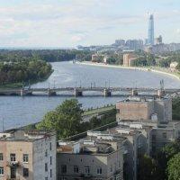 Панорама с Ушаковская наб.,3 корп.2 :: genar-58 '