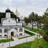 Церковь Зачатия праведной Анны. :: Татьяна Помогалова