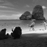 Таиланд. Пляж Райлей. :: Алексей Окунеев