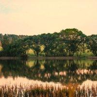 Вечер на озере .... :: Va-Dim ...