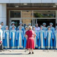 Народные песни под баян :: Константин Сафронов