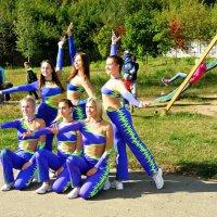 Синие ласточки... :: Андрей Головкин