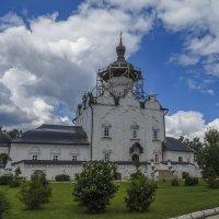 Свияжск,Свияжский Богородице-Успенский мужской монастырь :: Сергей Цветков