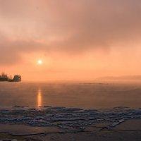 Морозное утро :: Александр Мирошниченко