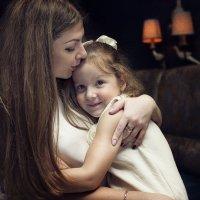 Лучшее успокоительное - мама. :: Лилия .