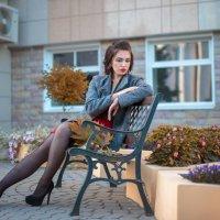 Осенняя грусть :: Евгений Никифоров