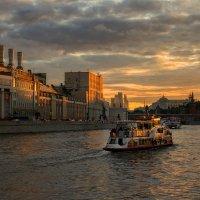 Закатные берега :: Евгеша Сафронова