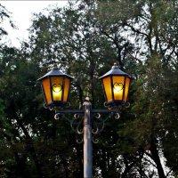 Пора включать фонари! :: Надежда