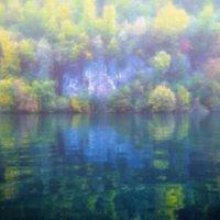 Озеро в Баварии :: Tatiana Poliakova