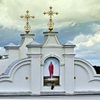 Святые врата (фрагмент) :: Nikolay Monahov