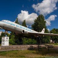 Ту-124 :: Александр Горбунов