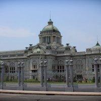 Бангкок, резиденция короля :: Сергей Смоляр
