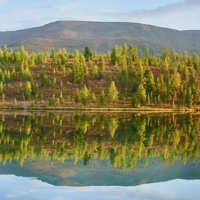 Кёк-Кёль (Голубое озеро) :: Николай Мальцев