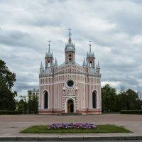 Чесменская церковь :: Лариса Лунёва