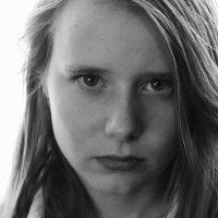 Портрет ч.б :: Виктория Большагина